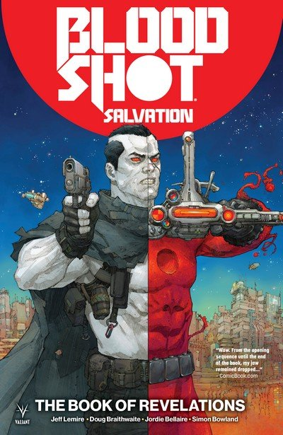 Bloodshot Salvation Vol. 3 – The Book of Revelations (TPB) (2018)