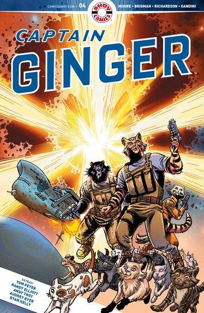 Captain Ginger #4 (2019)