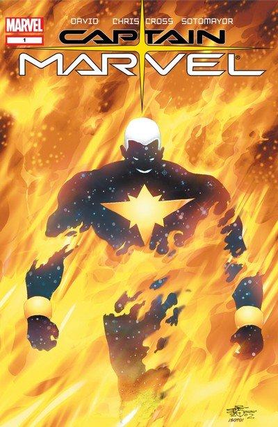 Captain Marvel #1 – 25 (2002-2004)