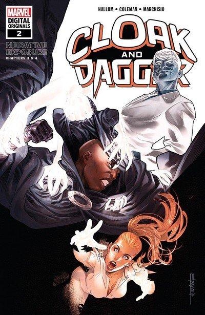 Cloak and Dagger – Negative Exposure #2 (2019)