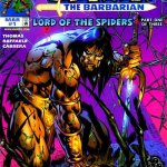 Conan – Lord of the Spiders #1 – 3 (1998)