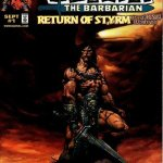 Conan – Return of Styrm #1 – 3 (1998)
