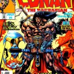 Conan – Stalker of the Woods #1 – 3 (1996)