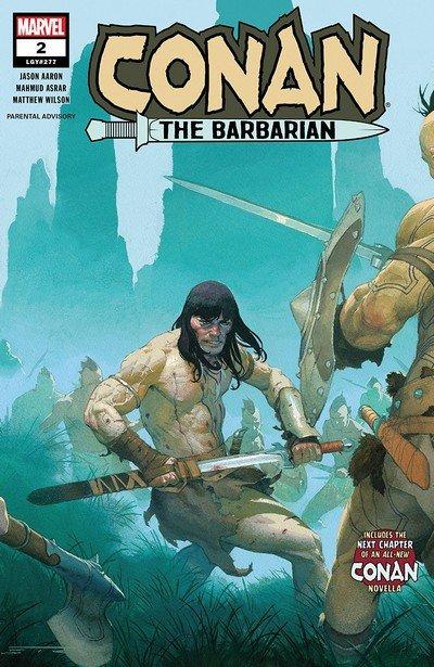 Conan The Barbarian #2 (2019)