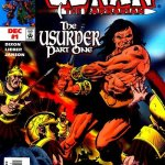 Conan – The Usurper #1 – 3 (1997-1998)