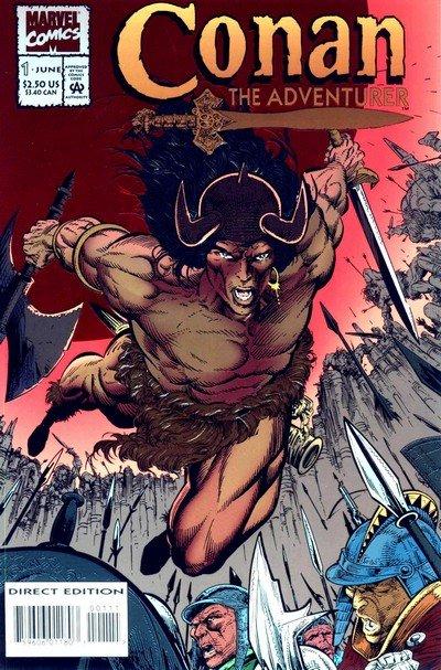Conan the Adventurer #1 – 14 (1994-1995)
