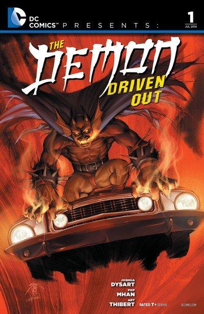 DC Comics Presents – The Demon Driven Out #1 (2014)