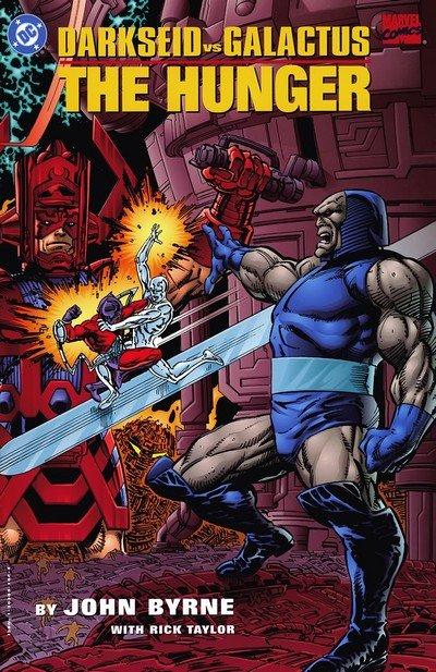 Darkseid vs Galactus – The Hunger (1995)