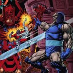 Darkseid vs Galactus – The Hunger (1995)