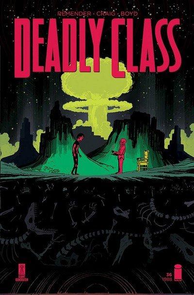 Deadly Class #36 (2019)