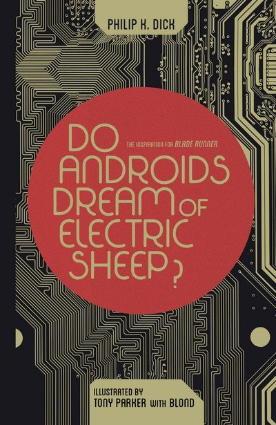 Do Androids Dream of Electric Sheep Omnibus (2015)
