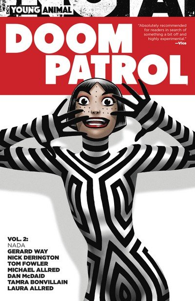 Doom Patrol Vol. 2 – Nada (TPB) (2018)