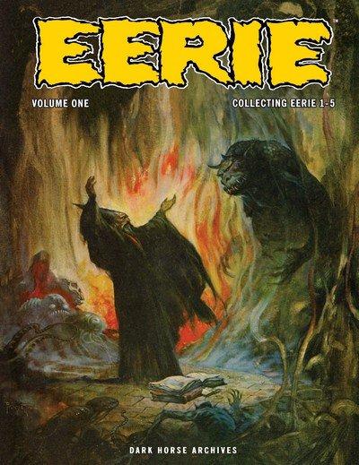 Eerie Archives Vol. 1 – 25 (2009-2019)