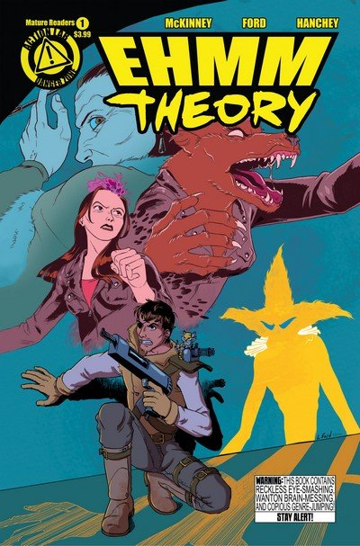 Ehmm Theory – Everything in Small Doses (TPB) (2015)