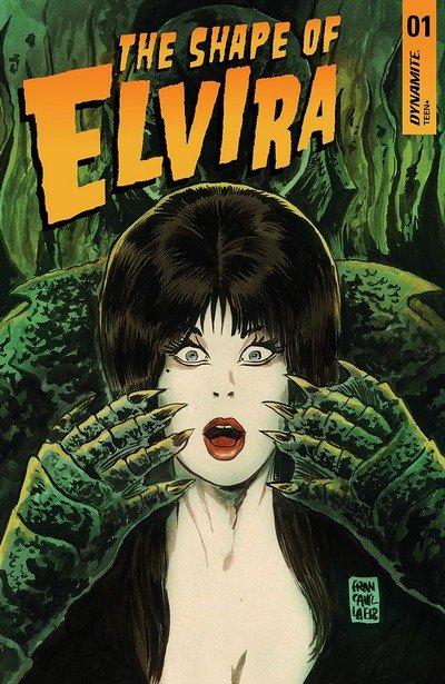 Elvira – The Shape Of Elvira #1 (2019)