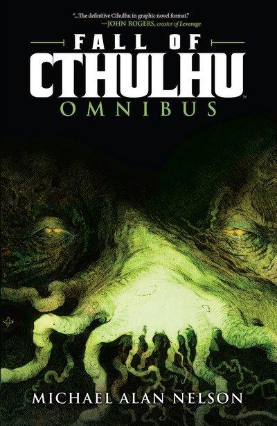 Fall of Cthulhu Omnibus (TPB) (2014)
