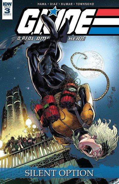 G.I. Joe – A Real American Hero – Silent Option #3 (2019)
