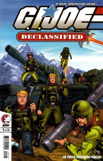 G.I. Joe – Declassified #1 – 3 (2006)