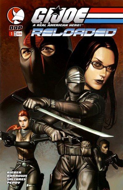 G.I. Joe – Reloaded #1 – 14 (2004-2005)