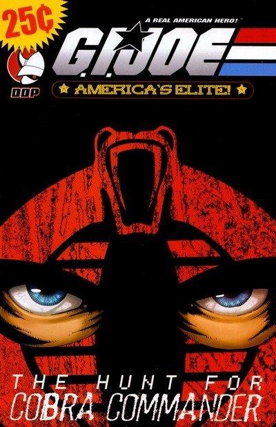 G.I. Joe – The Hunt for Cobra Commander (2006)