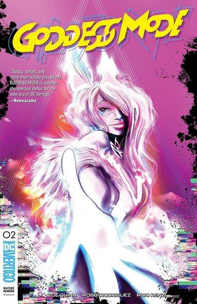Goddess Mode #2 (2019)