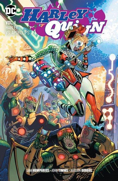 Harley Quinn Vol. 1 – Harley vs. Apokolips (TPB) (2018)