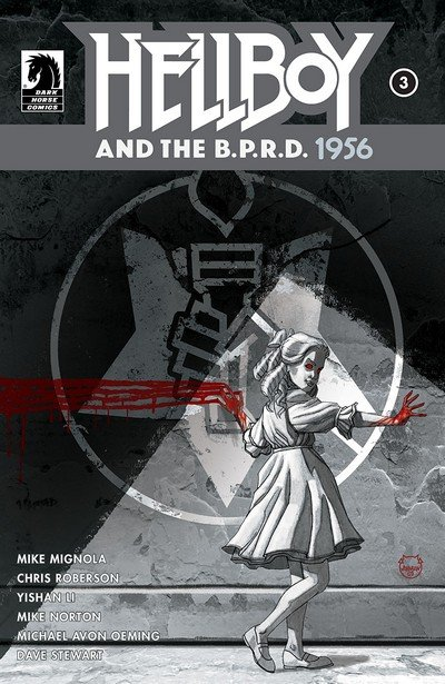 Hellboy And The B.P.R.D. – 1956 #3 (2019)