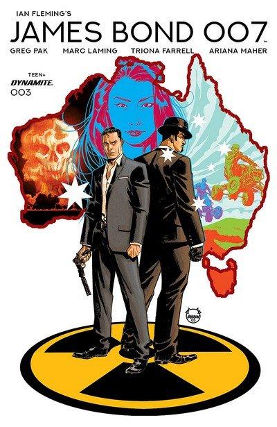 James Bond – 007 #3 (2019)