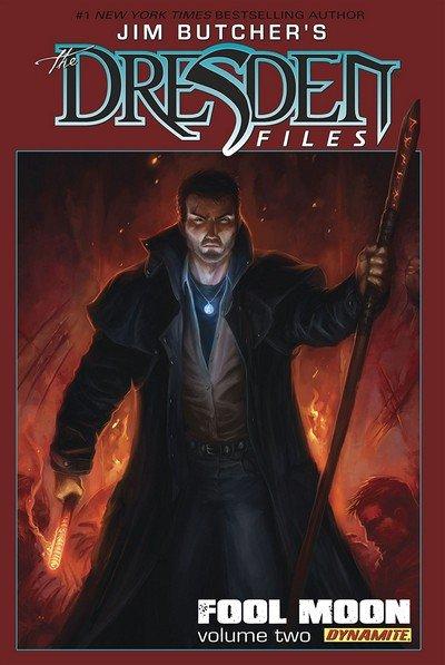 Jim Butcher's The Dresden Files – Fool Moon Vol. 2 (TPB) (2013)