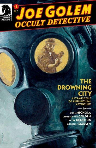 Joe Golem – Occult Detective – The Drowning City #1 – 5 (2018-2019)