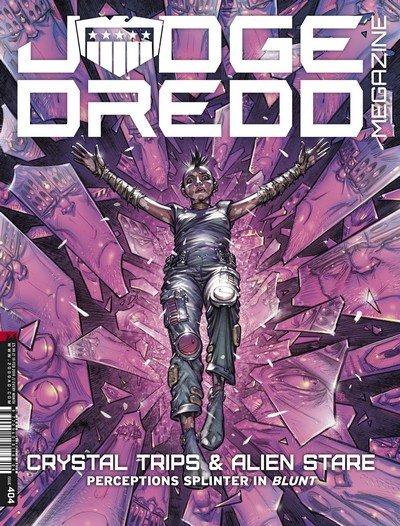 Judge Dredd Megazine #404 (2019)