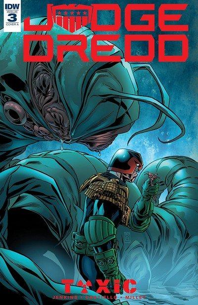 Judge Dredd – Toxic #3 (2019)
