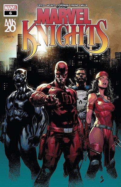 Marvel Knights – 20th #6 (2019)
