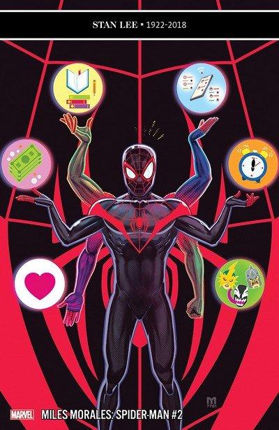 Miles Morales – Spider-Man #2 (2019)