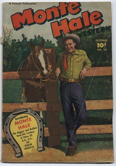 Monte Hale Western #29 – 82 (1948-1953) (Uncomplete)