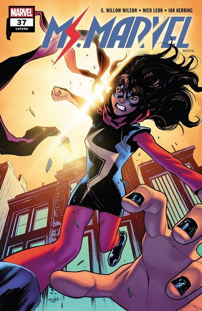 Ms. Marvel #37 (2019)
