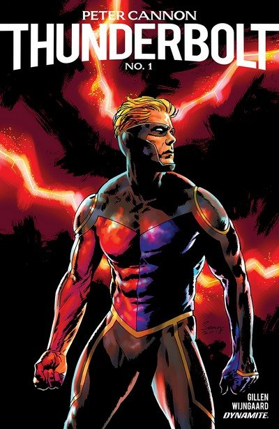 Peter Cannon – Thunderbolt #1 (2019)