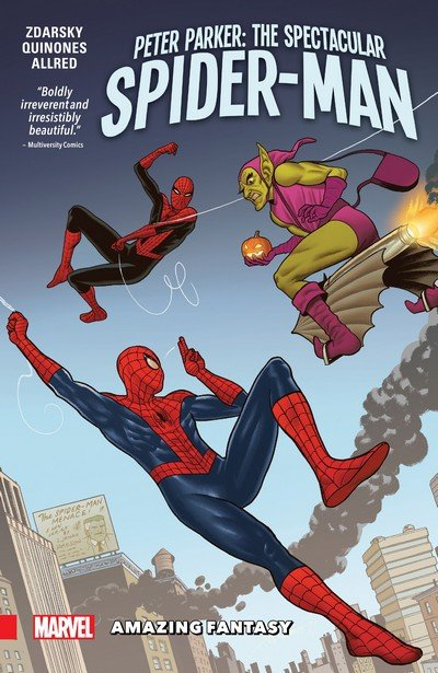 Peter Parker – The Spectacular Spider-Man Vol. 3 – Amazing Fantasy (TPB) (2018)