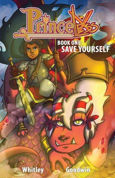 Princeless Book 1 – 9 (2012-2020)