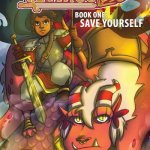 Princeless Book 1 – 9 (2012-2020)