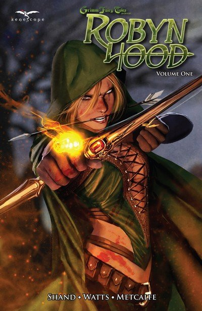 Robyn Hood (TPB Collection) (2013-2018)