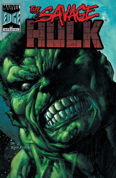 Savage Hulk #1 (1996) (One-Shot)