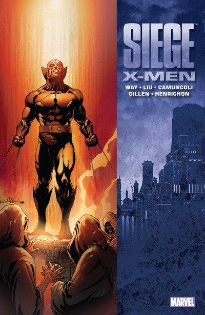 Siege – X-Men (TPB) (2010)