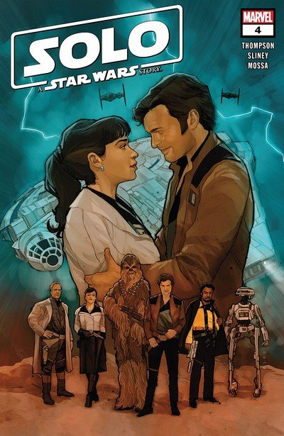 Solo – A Star Wars Story Adaptation #4 (2019)