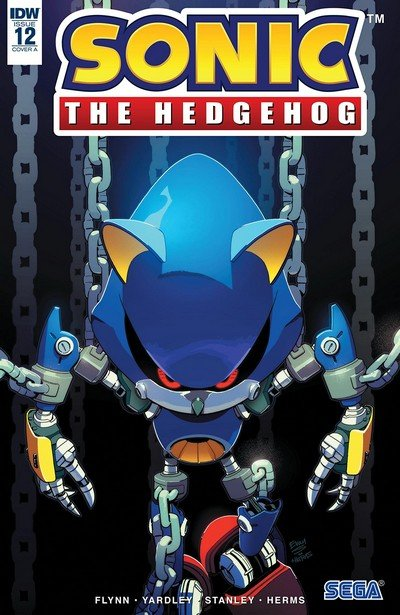Sonic The Hedgehog #12 (2019)