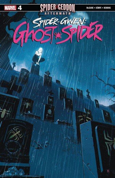 Spider-Gwen – Ghost-Spider #4 (2019)