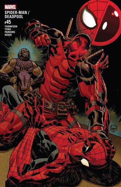 Spider-Man – Deadpool #45 (2019)