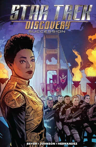 Star Trek – Discovery – Succession (TPB) (2018)