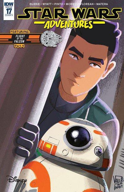 Star Wars Adventures #17 (2019)