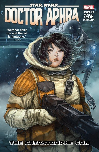 Star Wars – Doctor Aphra Vol. 4 – The Catastrophe Con (TPB) (2019)